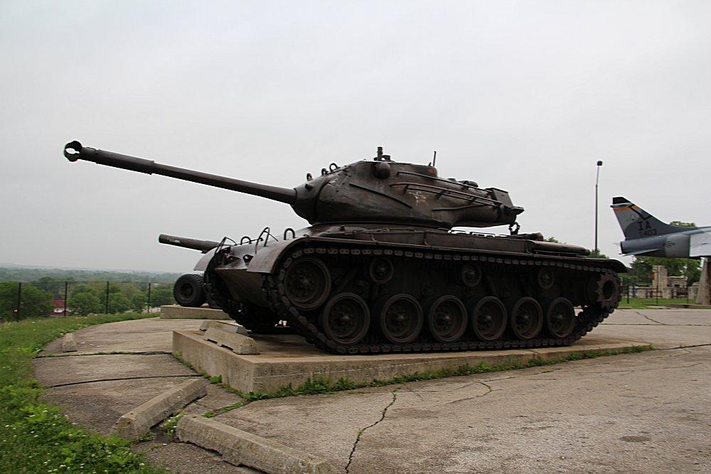 Camp Dodge, Joint Maneuver Training Center, Johnston, Iowa