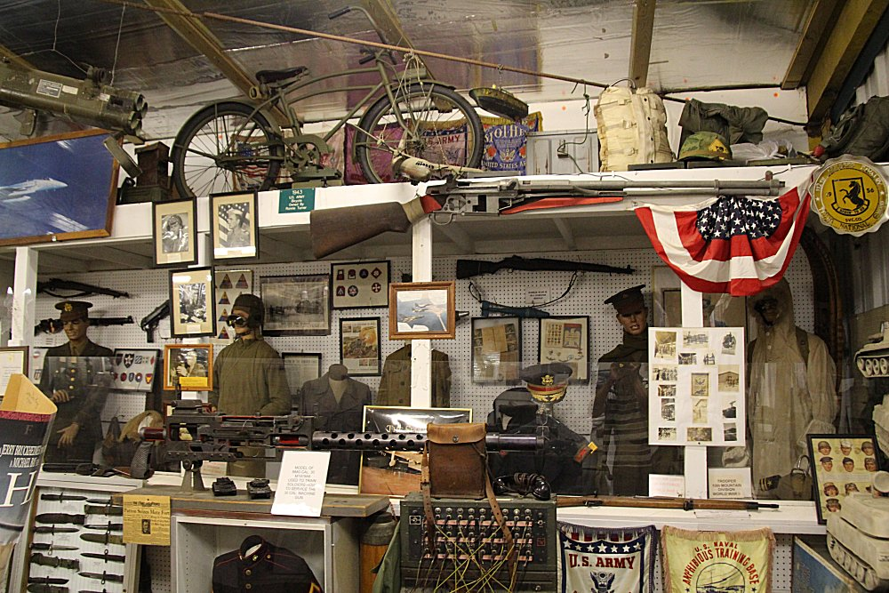 Turner's Army Surplus & Museum, General Dynamics, FB-111A ...