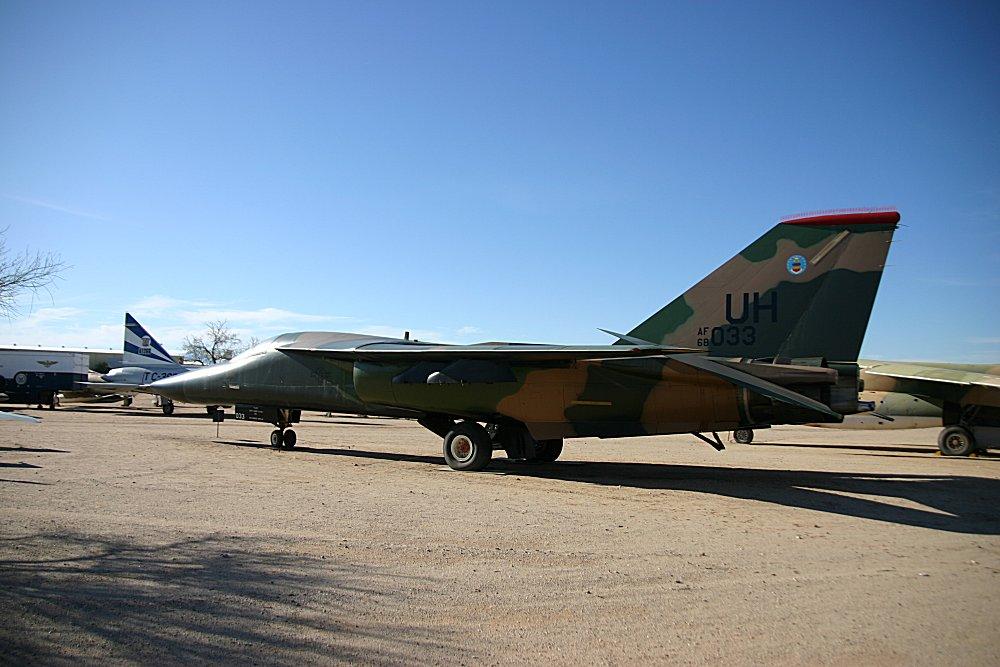 Pima Air & Space Museum, Tucson, Arizona, General Dynamics ...